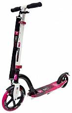 Y-Scoo 230 Slicker Deluxe New Technology Black/Pink